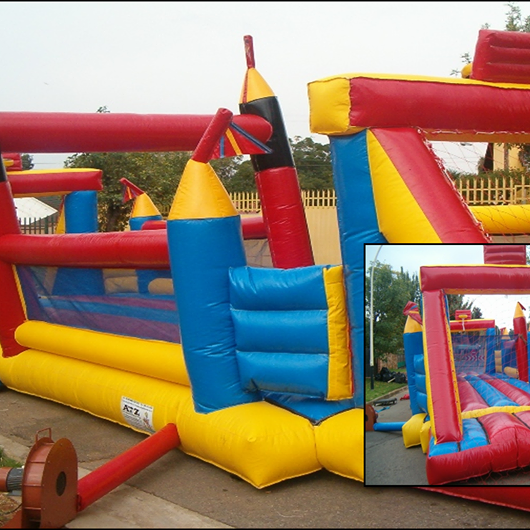 Jumping Castles & Waterslides for Hire from R300 Soweto Jhb