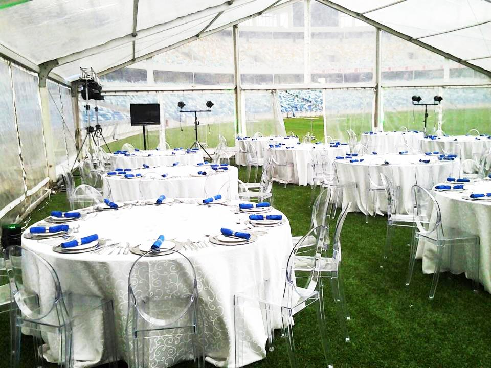 FRAME TENTS & MARQUEES for Hire Johannesburg