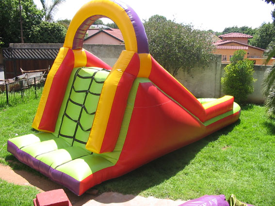 Water Slides for Hire 2m Gladiator Slide Edenvale, Tembisa