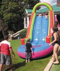 Water Slides for Hire 3m Gladiator Slide Soweto, Florida