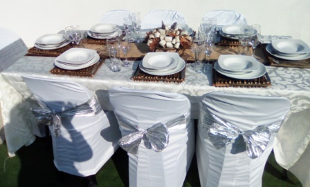 Traditional Wedding Package from R12000 (100 guests)